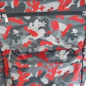 Disney Accessories - NEW Disney World Land Parks Mickey Mouse backpack
